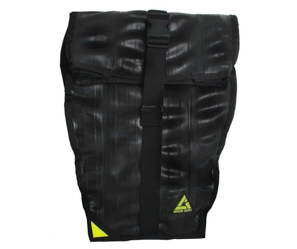 Green Guru High Roller Pannier Backpack