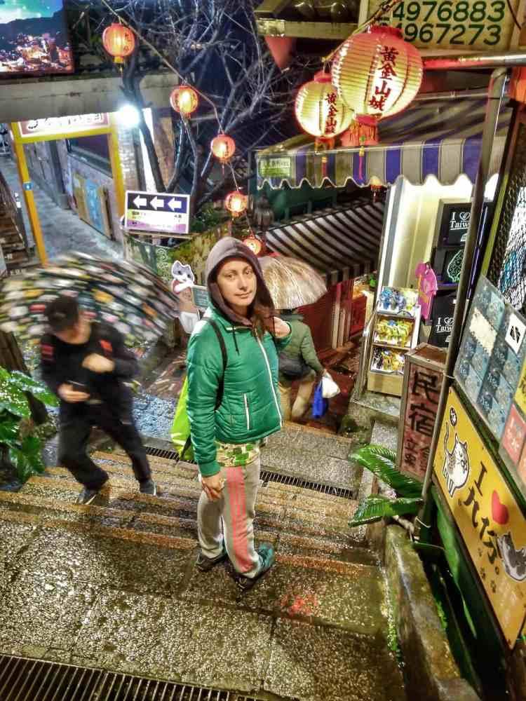 Taiwan la città incantata