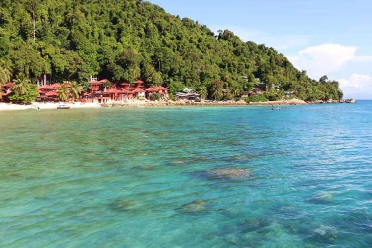 Perhentian Kecil Island, Malayisia