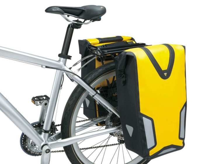 23 Best Waterproof Bike Panniers For Touring Amp Commuting