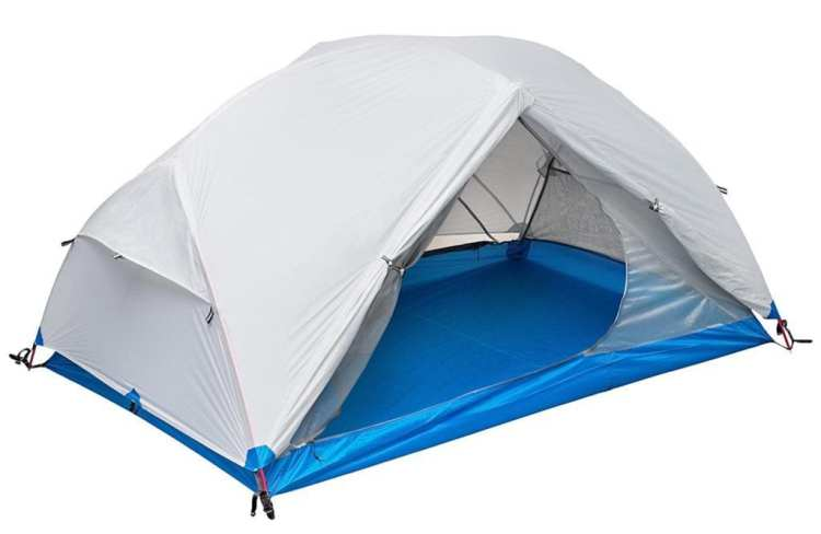 cycle touring tent Zion 2P Two Person Lightweight with Footprint
