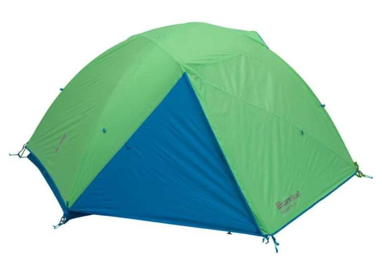 tenda ultraleggera 2 posti Eureka Midori 2