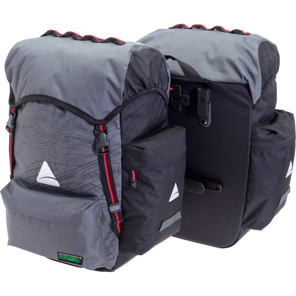 Bike Panniers Axiom Seymour Oceanwave