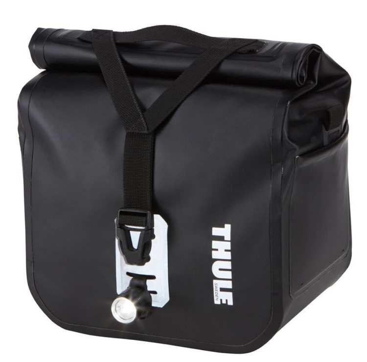 Thule Pack 'n Pedal Shield Waterproof Handlebar Bag