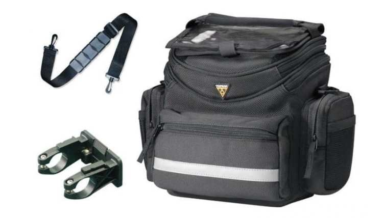 Handle Bar Bag Topeak Tourguide