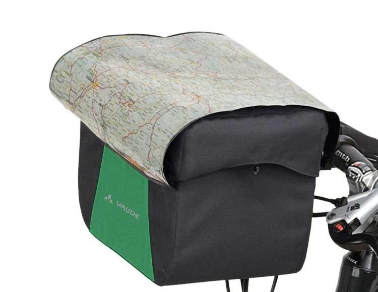 Vaude bike bags handlebar Discover Box waterproof