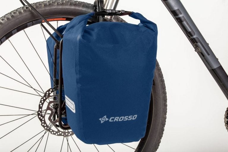 Crosso Twist 30L bike front pannier