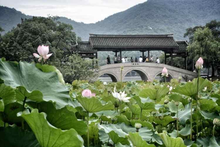 xianghu hangzhou lake