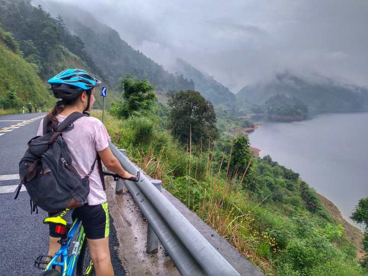 Qiandao Lake Cycling