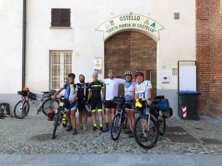 silk road by bike
