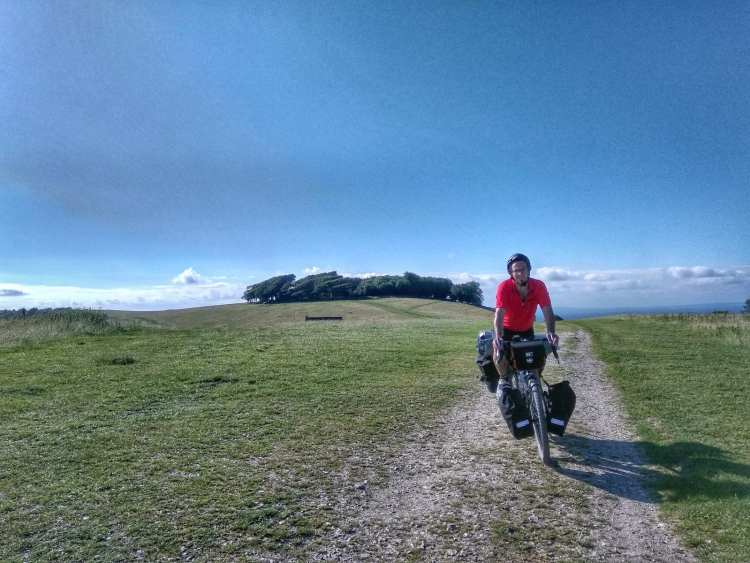cicloturismo Inghilterra
