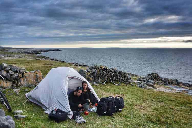 campeggio libero irlanda