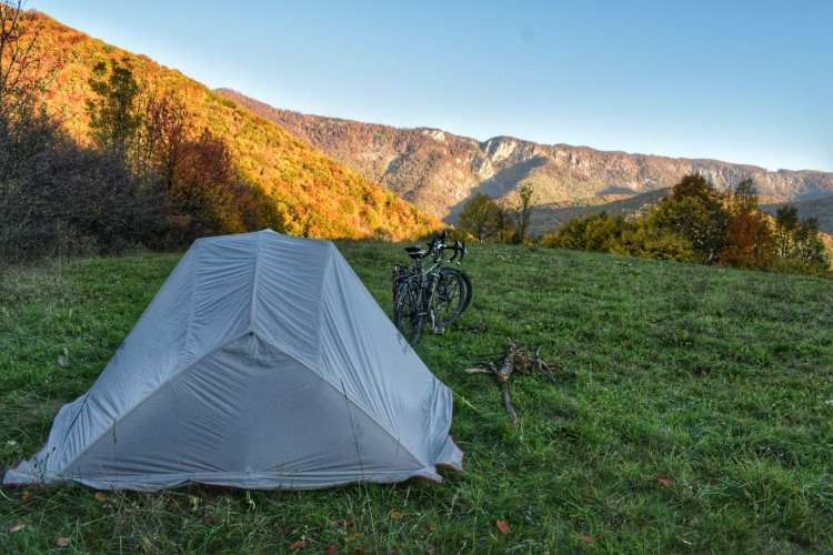 camping in Slovakia