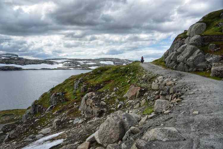 viaggio Norvegia bici