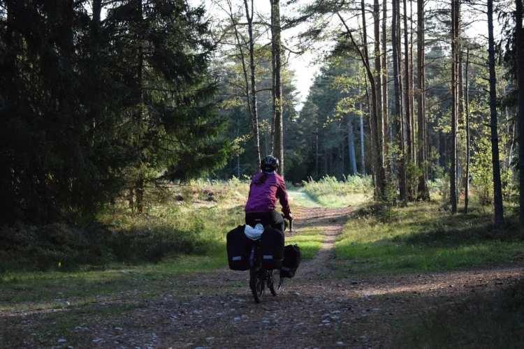 Estonia by bike