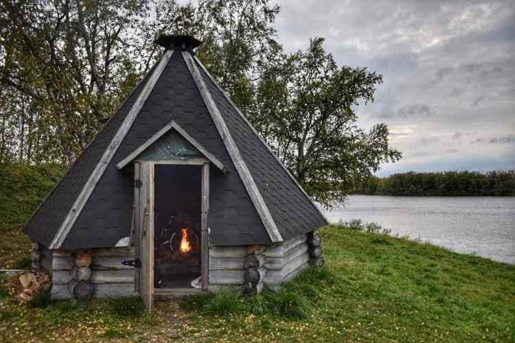 wild camping scandinavia kota