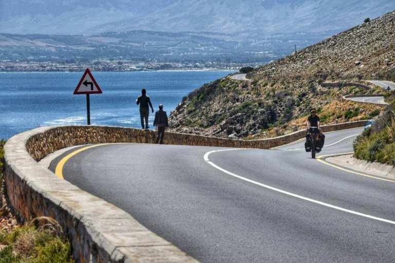 Da Città del Capo ad Hermanus, pedalando la costa di Western Cape, Sud Africa 9