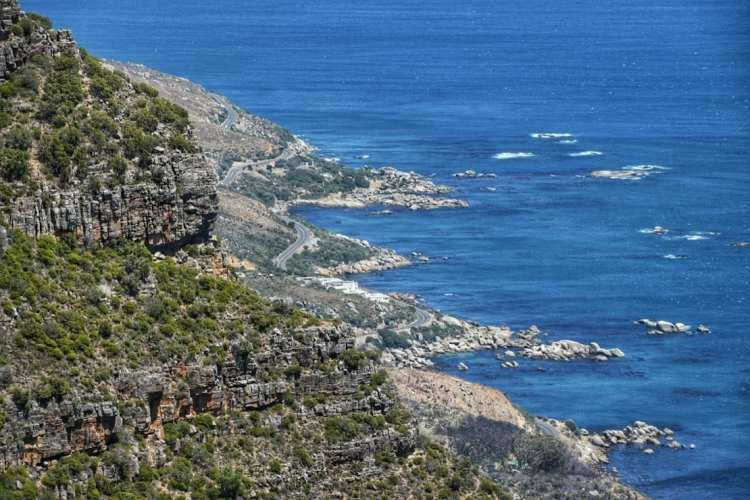 Kasteelport Hiking Trail Cape Town attrcations