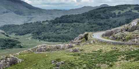 cycling kerry Killarney National Park