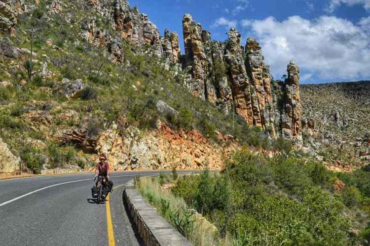 cicloturismo sud africa