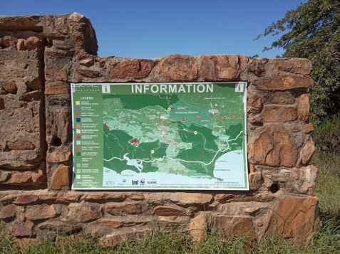 Prince Alfred Pass hiking Trails