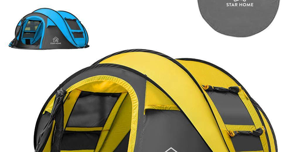 the best attitude 19353 5df72 Top 10 Best Instant Pop Up Tent for Couple or Families