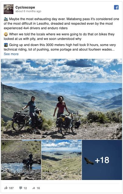 cycling lesotho