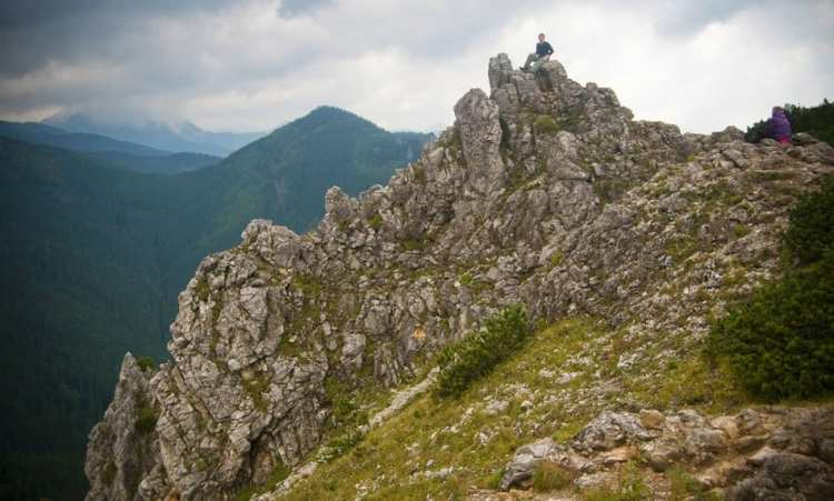 Hiking Tatra Mountains Sarnia Skala i Siklawica