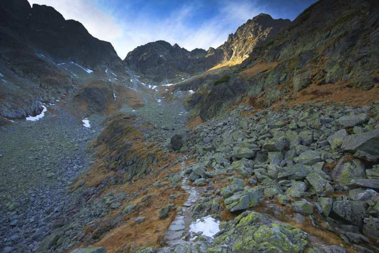 Hiking Tatra Mountain National Park in Poland: 3 best trails