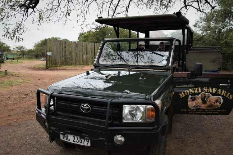 hluhluwe game reserve accommodation