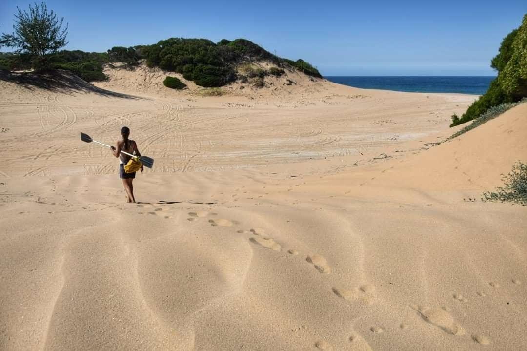 kayaking mozambique