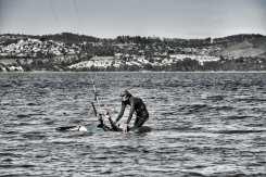 kite surfing wilderness george