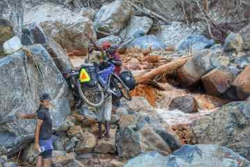 Cycling Zimbabwe: guide, tips and our itinerary with GPX track 28