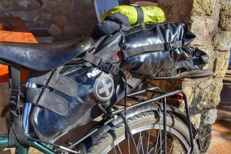 best bikepacking seat pack