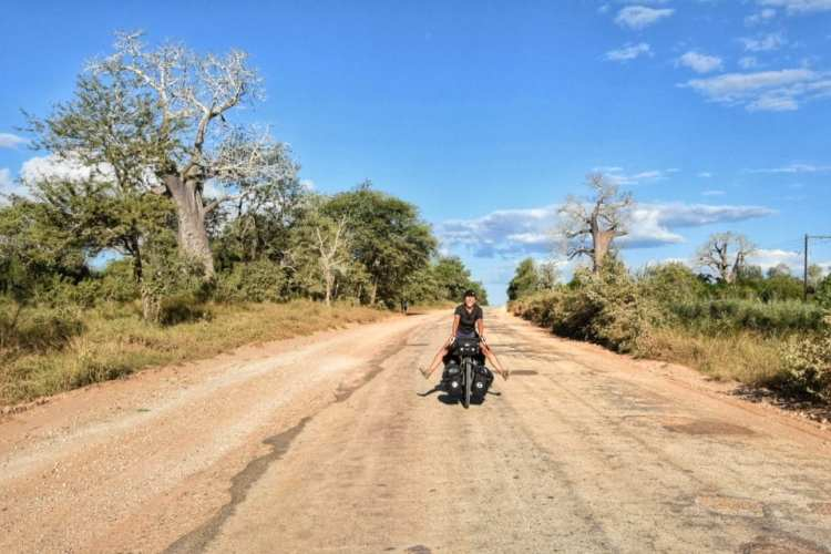 cycling mozambique