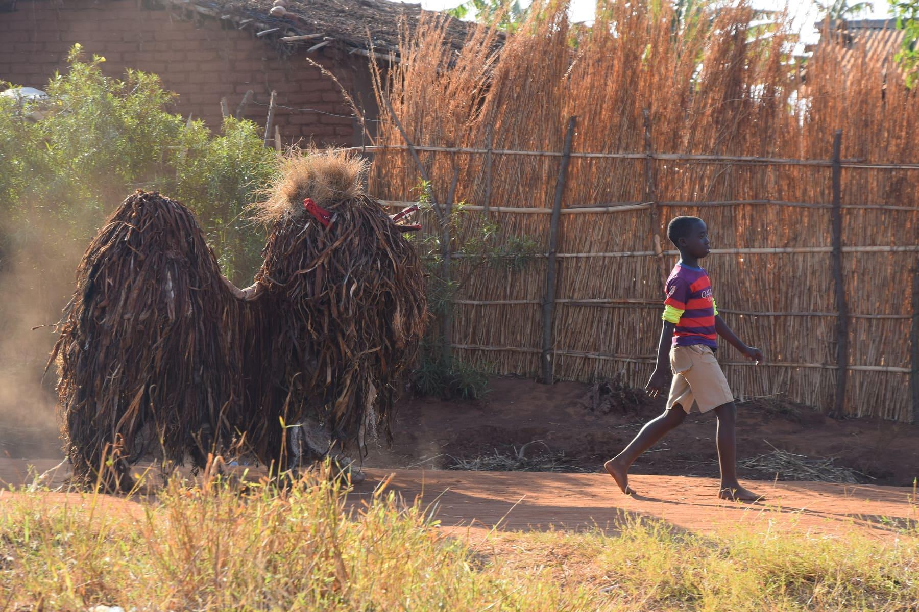 Gule Wamkulu - the sacred dance and masks of the Chewa people, Malawi 9
