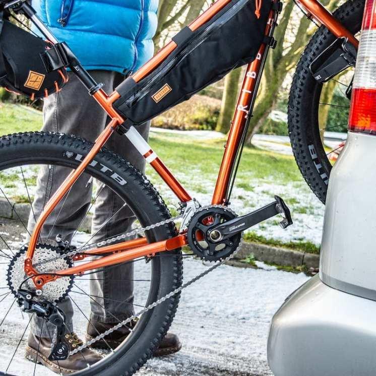 ribble adventure 725 bikepacking bike