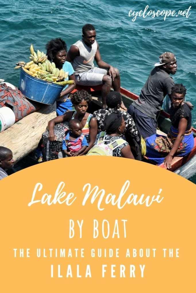 Ilala boat lake malawi