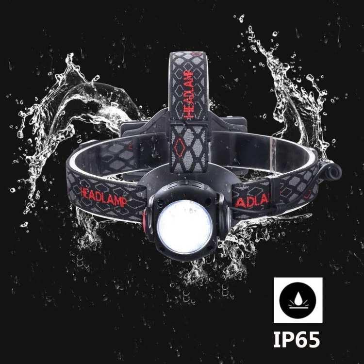 Best LED Headlamp Flashlight 360°