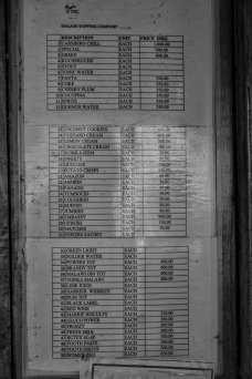 Ilala Ferry Prices