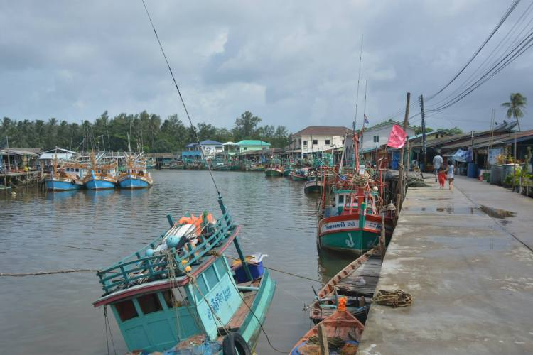 Ban Mai Rut fishing village