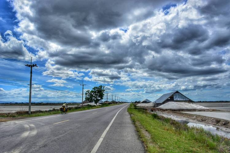 Phetchaburi Salt Farms