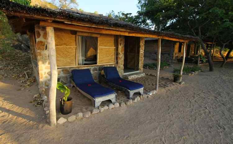 rooms accommodation likoma mango drift