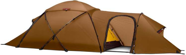 Hilleberg Saitaris 4 Review best ultralight 4 person backpacking tent
