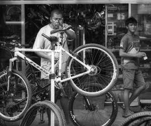 best bike work stand