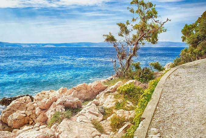 cycling europe coastline