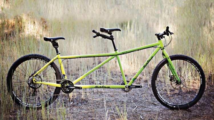 salsa tandem bikes