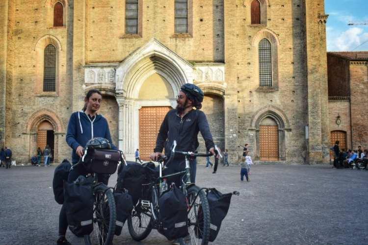 europe cycling tour