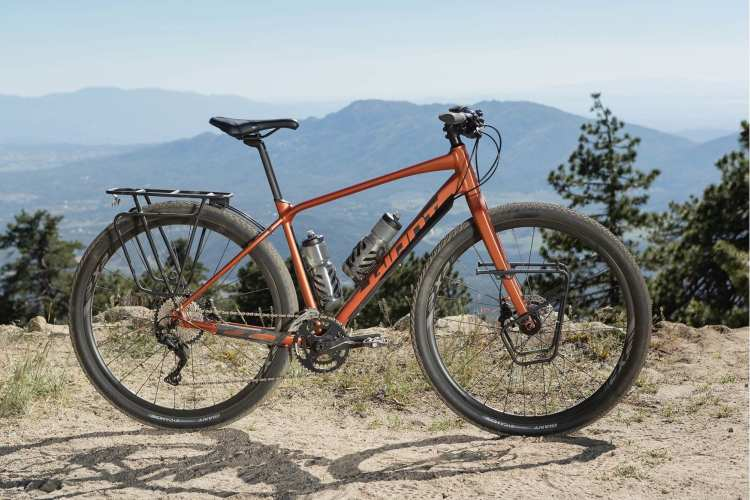 Giant TOUGHROAD SLR review
