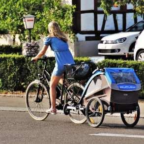 best kids bike trailer